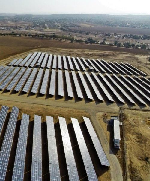 Security for Solar Power Plants
